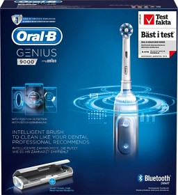 Bild på Oral-B Genius 9000 White