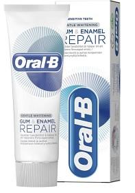 Bild på Oral-B Gum & Enamel Repair Gentle Whitening 75 ml