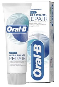 Bild på Oral-B Gum & Enamel Repair Original 75 ml