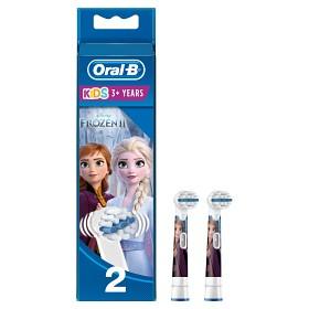 Bild på Oral-B Kids Frozen tandborsthuvud 2 st