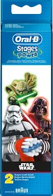 Bild på Oral-B Kids Star Wars Refill 2 st