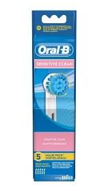 Bild på Oral-B Sensitive borsthuvud 5 st