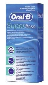 Bild på Oral-B Super Floss tandtråd