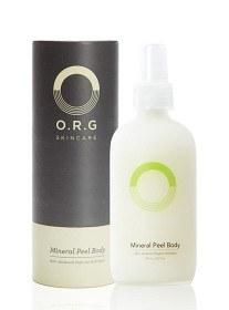 Bild på ORG Skincare Mineral Peel Body 236 ml