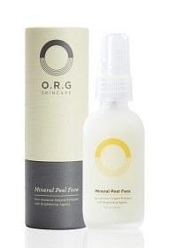 Bild på ORG Skincare Mineral Peel Face 59 ml
