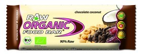 Bild på Organic Food Bar Chocolate Coconut 50 g