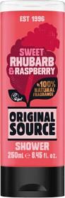 Bild på Original Source Rhubarb & Raspberry Shower 250 ml