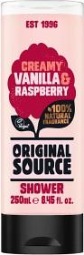 Bild på Original Source Vanilla & Raspberry Shower 250 ml