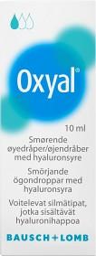 Bild på Oxyal ögondroppar 10 ml