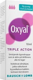 Bild på Oxyal Triple Action ögondroppar 10 ml