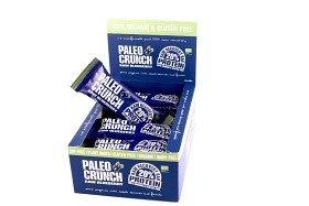 Bild på Paleo Crunch Raw Protein Bar Blueberry 12 st