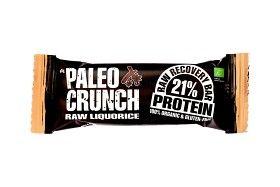 Bild på Paleo Crunch Raw Protein Bar Liquorice 48 g