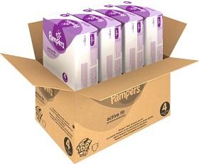 Bild på Pampers Active Fit Size 4 månadsbox