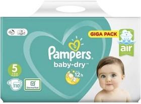 Bild på Pampers Baby-Dry S5 11-16 kg 110 st