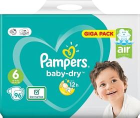 Bild på Pampers Baby-Dry S6 13-18 kg 96 st