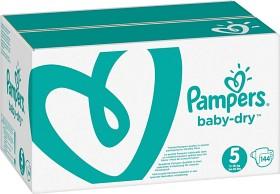 Bild på Pampers Baby-Dry Size 5 månadsbox