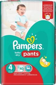 Bild på Pampers Baby-Dry Pants S4 8-15 kg 40 st