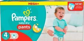 Bild på Pampers Baby-Dry Pants S4 8-15 kg Megapack 94 st