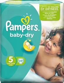 Bild på Pampers Baby-Dry S5 11-25 kg 23 st