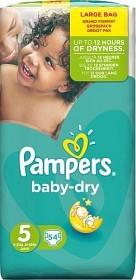 Bild på Pampers Baby-Dry S5 11-25 kg 54 st