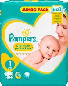 Bild på Pampers New Baby S1 2-5kg 72 st
