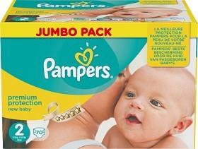 Bild på Pampers New Baby S2 3-6 kg 70 st