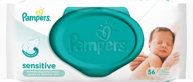 Bild på Pampers Sensitive Våtservetter 56 st