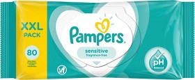 Bild på Pampers Sensitive Våtservetter 80 st