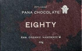 Bild på Pana Raw Chocolate Eighty (80%) 45 g