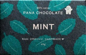 Bild på Pana Raw Chocolate Mint 45 g