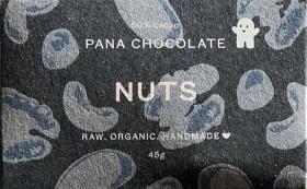 Bild på Pana Raw Chocolate Nuts 45 g