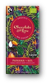 Bild på Panama Single Origin Dark Chocolate 100 g
