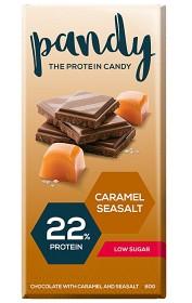 Bild på Pandy Protein Chocolate Caramel Seasalt 80 g