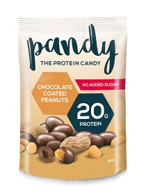 Bild på Pandy Protein Chocolate Coated Peanuts 80 g