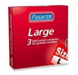 Bild på Pasante kondom Large 3-pack