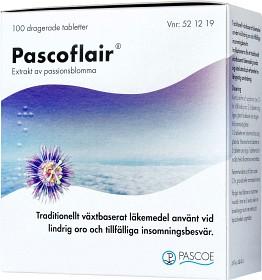 Bild på Pascoflair 100 tabletter