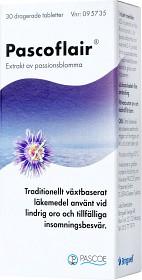 Bild på Pascoflair 30 tabletter