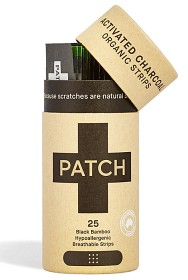 Bild på Patch Activated Charcoal Organic Strips 25 st