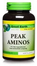 Bild på Great Earth Peak Aminos 120 kapslar