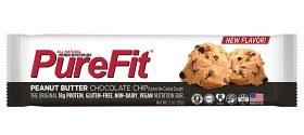 Bild på Purefit Peanut Butter Chocolate Chip Bar