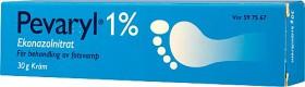Bild på Pevaryl, kräm 1 % 30 gr