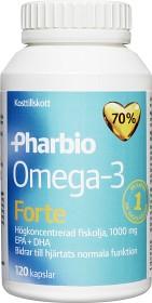 Bild på Pharbio Omega-3 Forte 120 kapslar