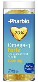 Bild på Pharbio Omega-3 Forte 175 kapslar