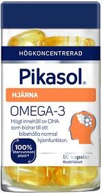 Bild på Pikasol Hjärna 50 kapslar