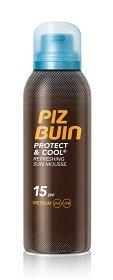 Bild på Piz Buin Protect & Cool Mousse SPF 15 150 ml