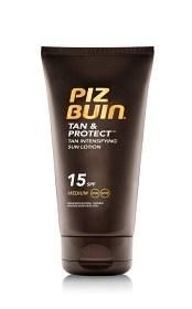 Bild på Piz Buin Tan & Protect Lotion SPF 15 150 ml