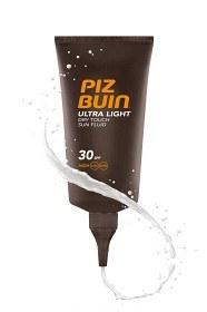 Bild på Piz Buin Ultra Light Dry Touch Sun Fluid SPF 30
