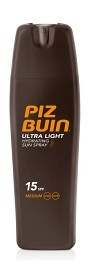 Bild på Piz Buin Ultra Light Hydrating Sun Spray SPF 15, 200 ml