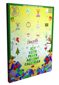 Bild på Plamil Adventskalender sockerfri & mjölkfri