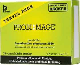 Bild på ProbiMage Travel Pack 20 kapslar